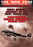 The War Zone - Great German Aircraft of WWI / Paratrooper German Airbourne Forces WW2 on DVD