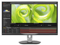 "32"" Philips 4K LCD Monitor with Ultra Wide-Color"