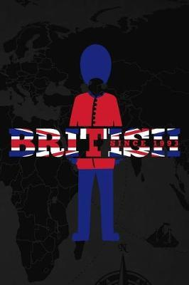 Great Britain Travel Journal by Diary Publishing