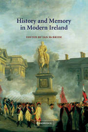 History and Memory in Modern Ireland image