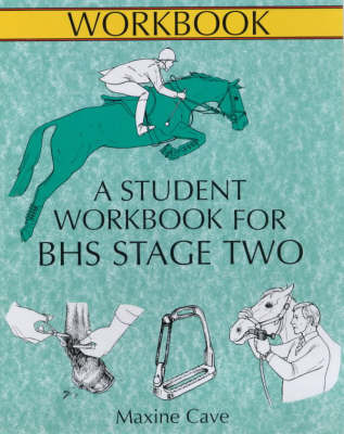 A Student Workbook for BHS Staget Two by Maxine Cave image