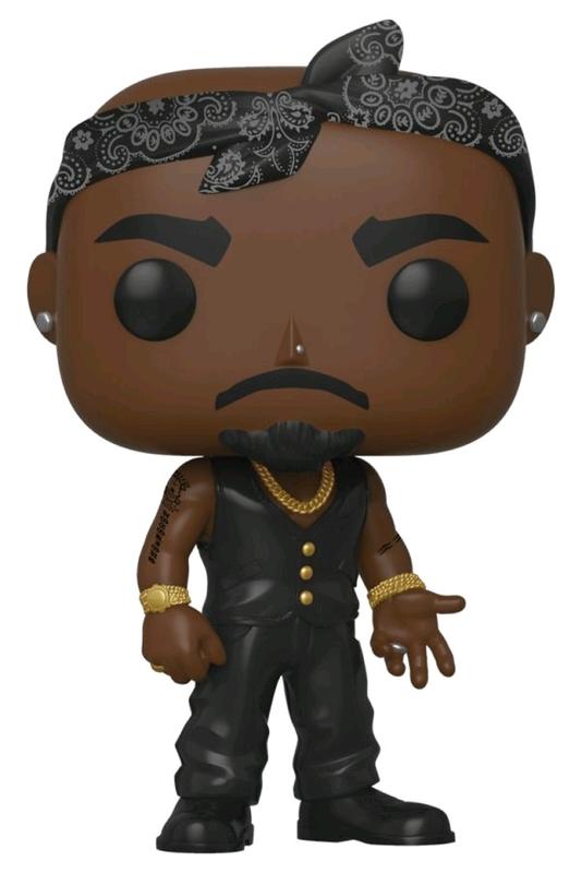 Tupac - Pop! Vinyl Figure