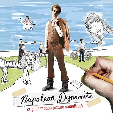 Napoleon Dynamite by Original Soundtrack image