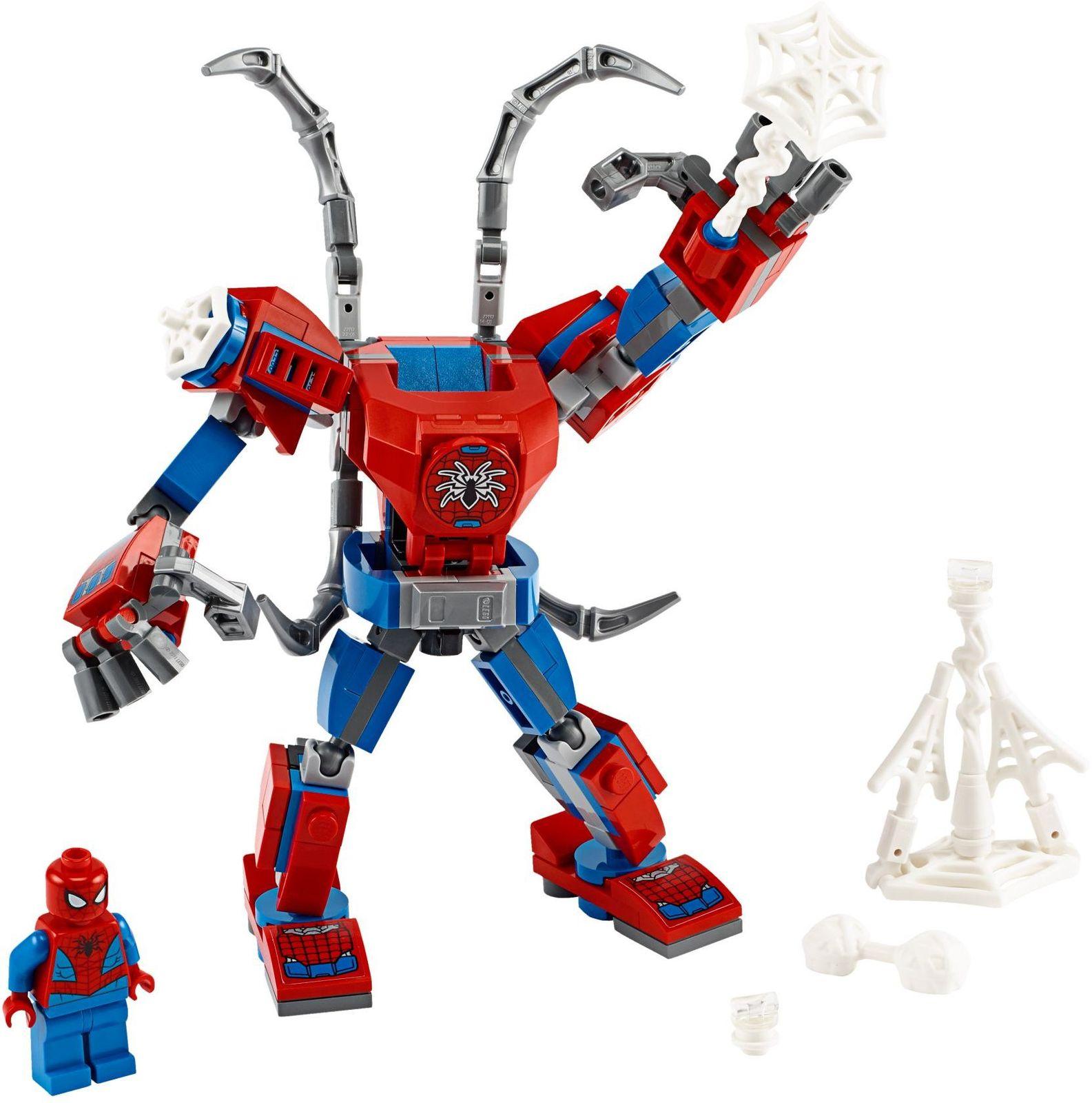 LEGO Marvel: Spider-Man Mech - (76146) image