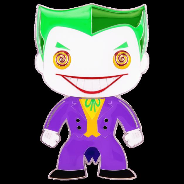 """DC Comics: Joker - 4"""" Pop! Pin"""