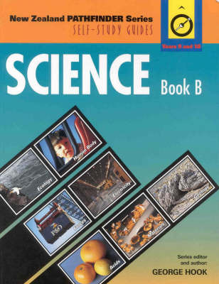 Science Book A: Years 9&10 by George Hook image