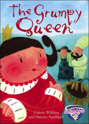 The Grumpy Queen by Valerie Wilding image
