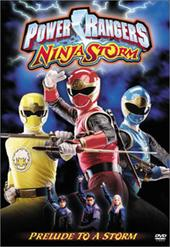 Power Rangers Ninja Storm - Prelude To A Storm on DVD