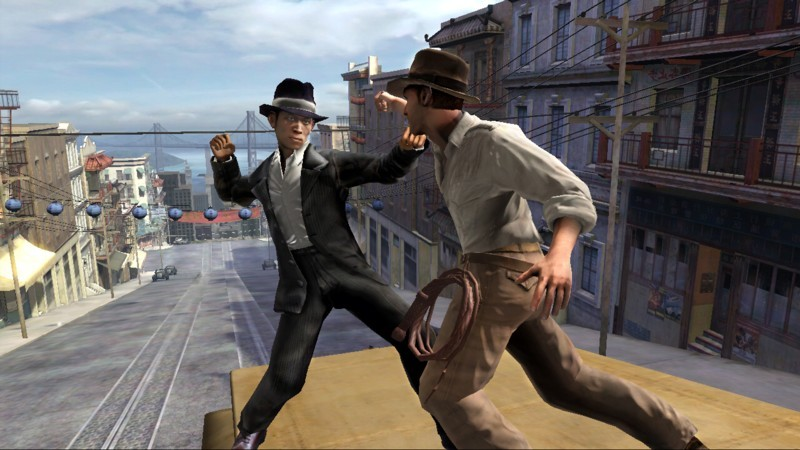 Indiana Jones for Xbox 360 image