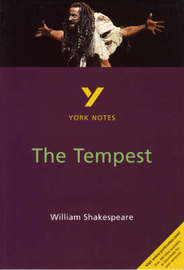 The Tempest: York Notes for GCSE by David Pinnington image