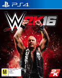 WWE 2K16 for PS4