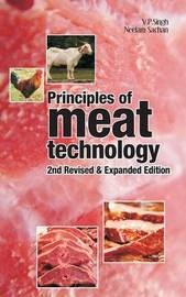 Principles of Meat Technology by Vijay Singh