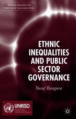 Ethnic Inequalities and Public Sector Governance