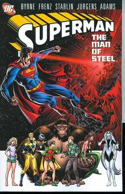 Superman by John A Byrne image