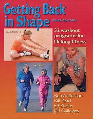 Getting Back in Shape by Bob Anderson image