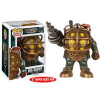 BioShock: Big Daddy 6-Inch Pop! Vinyl Figure image
