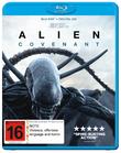 Alien: Covenant on Blu-ray