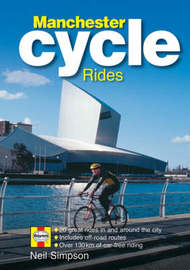 The Manchester Cycle Guide by Neill Simpson image