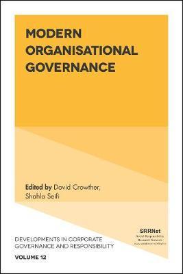 Modern Organisational Governance image