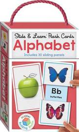 Building Blocks: Slide & Learn Alphabet Flash Cards