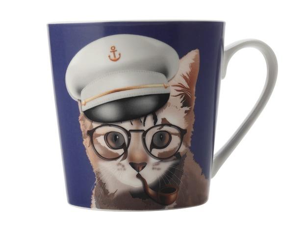 Christopher Vine - Mini Mob The Costume Party Mug Billy Navy (350ml)