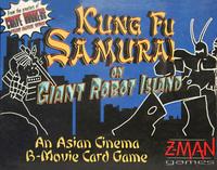 Kung Fu Samurai on Giant Robot Island image