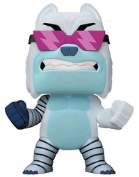 Teen Titans Go - Bear (Flocked) Pop! Vinyl Figure