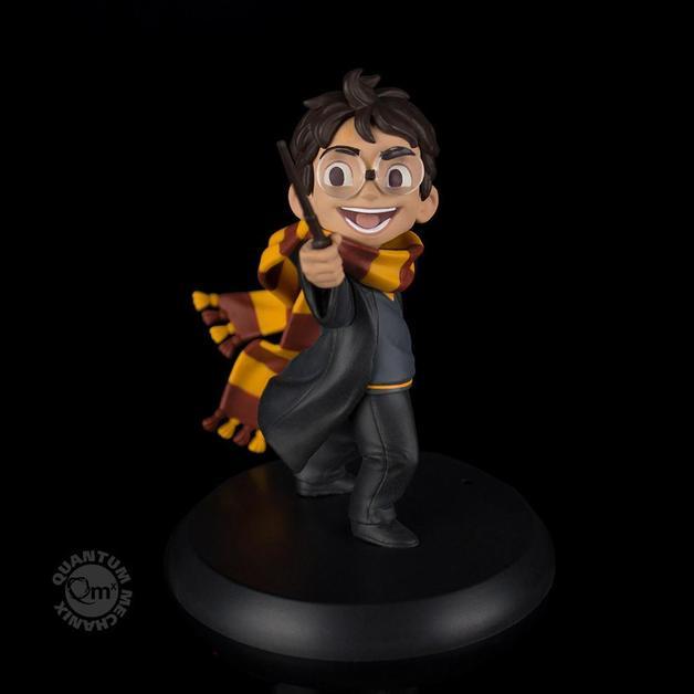 Harry Potter - Harry's First Spell Q-Pop Vinyl Figure