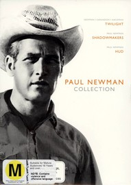 Paul Newman Collection (Twilight / Shadow Makers / Hud) (3 Disc Box Set) on DVD