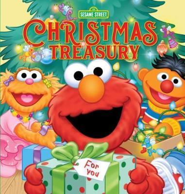 Sesame Street Christmas Treasury by Sesame Workshop image