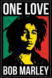 Bob Marley Maxi Poster - One Love (880)