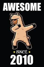 9th Birthday Dabbing Llama by Birthday Corp Publishing image