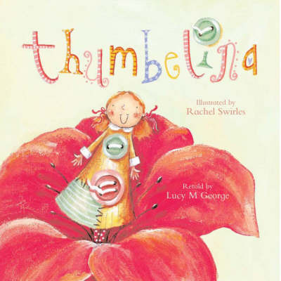 Thumbelina by Lucy M. George image