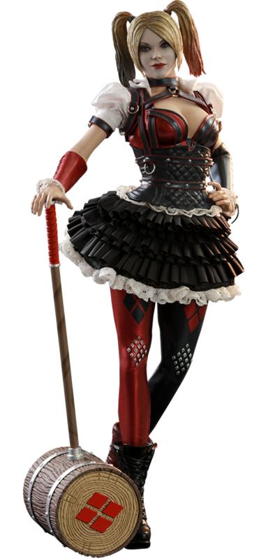 "Batman: Arkham Knight - Harley Quinn - 12"" Articulated Figure"