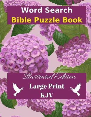 Word Search Bible Puzzle by Wordsmith Publishing
