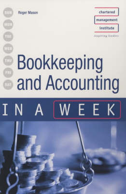 Bookkeeping and Accounting in a Week by Roger Mason image