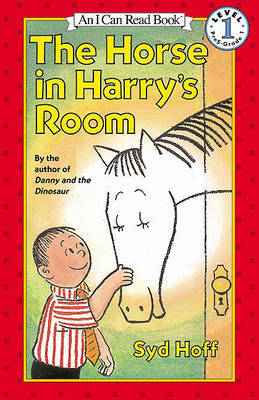 Horse in Harry's Room by Syd Hoff image