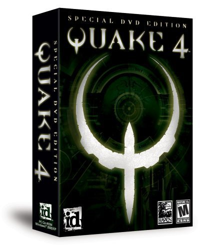 Quake 4 Special DVD Edition for PC Games