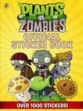 Plants vs. Zombies Official Sticker Book