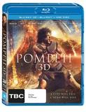 Pompeii 3D (Blu-ray 3D/Blu-ray) DVD