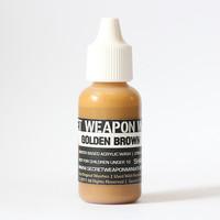 Secret Weapon Wash: Golden Brown (Metallic)