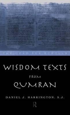 Wisdom Texts from Qumran by Daniel J Harrington image