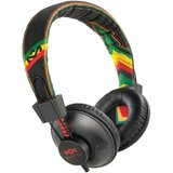 House of Marley: Postitive Vibration On-Ear headphone - Rasta