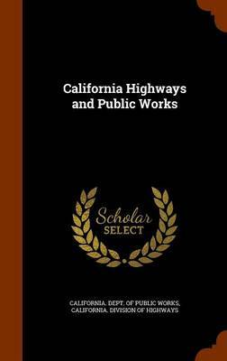 California Highways and Public Works