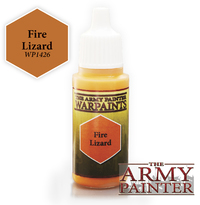 Fire Lizard Warpaint