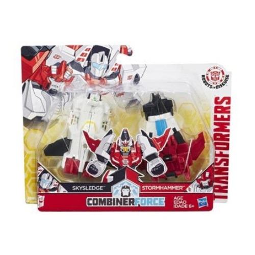 Transformers: Robots In Disguise - Crash Combiners - Skyhammer