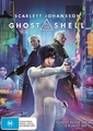 Ghost In The Shell on DVD