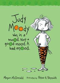 Jm Bk 1: Judy Moody (Old Edition) by Megan McDonald image
