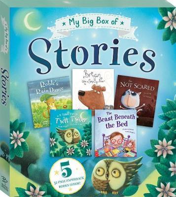 My Box of Bonney Press Stories