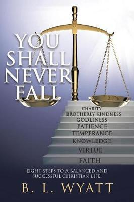 You Shall Never Fall by B L Wyatt